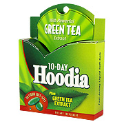 10 Day Hoodia Plus Green Tea Extract -