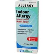 bioAllers Indoor Allergy Nasal Spray -