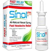 Sinol-M Headache -