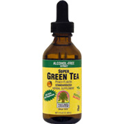 Super Green Tea with Peach Extract -