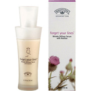 Advanced Skin Care FOrangeet Your Lines -