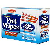Citrus Scent Wet Wipes -