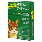 Longlife 90 Day Collar For Cats -