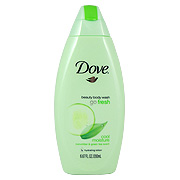 Beauty Body Wash Cucumber & Green Tea -
