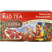 Moroccon Pomergranate Red African Rooibos Tea -