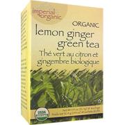 Imperial Organic Organic Lemon Ginger Green Tea -