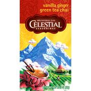 Vanilla Ginger Green Tea Chai -