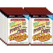 Chili Nacho Cheese Protein Chips -