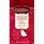 Chocolate Raspberry Bliss Herbal Tea -