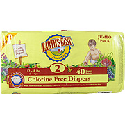 Size 2 Chlorine Free Diapers -