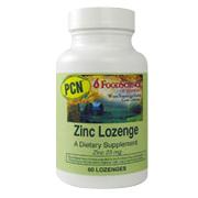 Zinc Lozenges -
