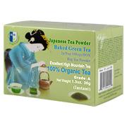 Organic Baked Green Tea Powder -