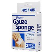 Gauze Sponge -