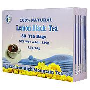 Natural Lemon Black Tea -