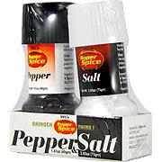 Pepper & Salt -