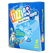 Fizzies Drink Tablets Blue Razz -