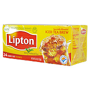 Specially Blended Iced Tea Brew -