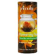 Flowering Green Tea with Fresh Jasmine -