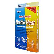 Extra Strength Menthol Heat -