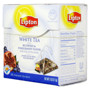 White Tea with Blueberry & Pomegranate -