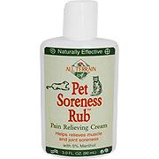 Pet Soreness Rub -