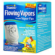 Triaminic Flowing Vapors With Mentholated Cherry -