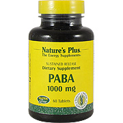 Paba 1000mg Sustained Release -
