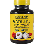 Garlite Odorless Garlic 500 mg -