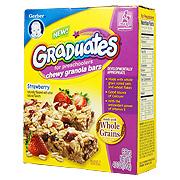 Graduates For Preschoolers Chewy Granola Strawberry -