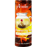 Flowering White Tea with Peach -