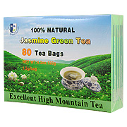 Natural Jasmine Green Tea -