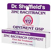Zinc Bacitracin Ointment -