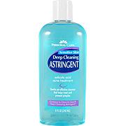 Sensitive Skin Deep Cleansing Astringent -