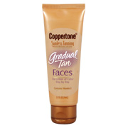Gradual Tan Faces -