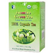 Organic Jasmine Green Loose Tea -