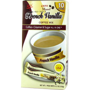 French Vanilla Coffee Mix -