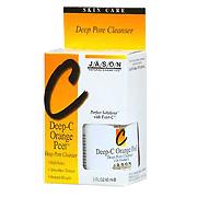 Deep C Orange Peel Anti Aging Peel Mask -