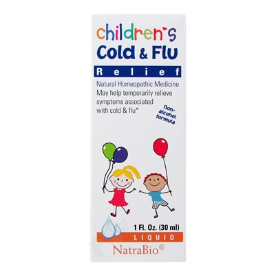Children's Cold & Flu -