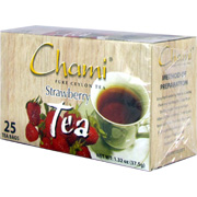 Strawberry Tea -