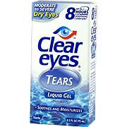 Clear Eyes Tears Liquid Gel -