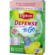 Defense Iced Tea Mix To Go -
