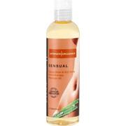 Massage Oil Sensual Cocobean and Gogi Berry Aromatherapy -