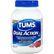 Dual Action Berry Flavor -