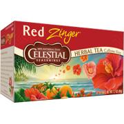 Red Zinger Herb Tea Red -