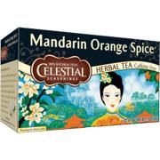 Mandarin Orange Spice Herb Tea -
