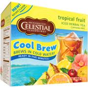Cool Brew Tea Tropical Fruit -