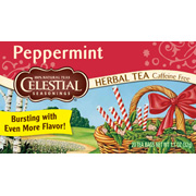 Peppermint Herb Tea -