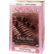 White Rose Organic Tea -
