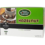 Gourmet Single Cup Coffee Hazelnut -