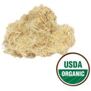 Slippery Elm Bark Cut Organic -